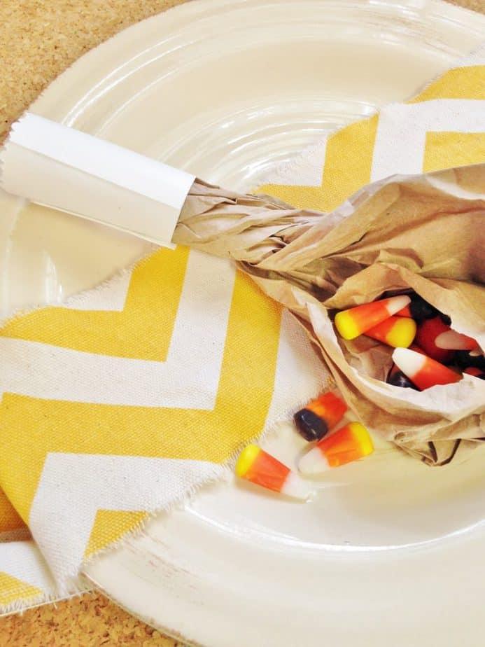thanksgiving turkey leg party favor kids