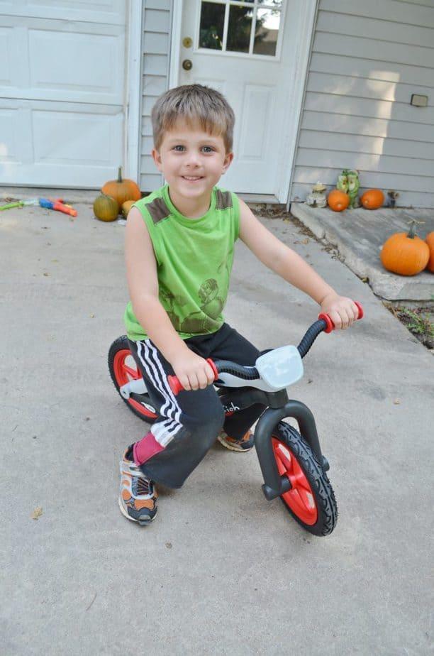 Chillafish BMXie Balance Bike for kids