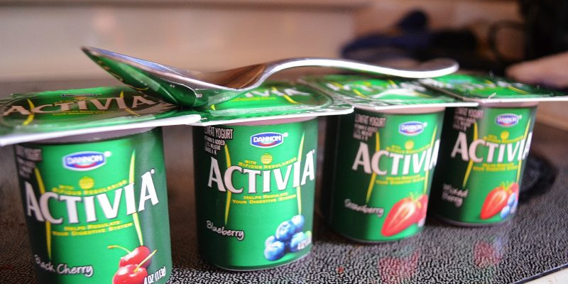Keeping the Family on Track with the Dannon Activia Challenge
