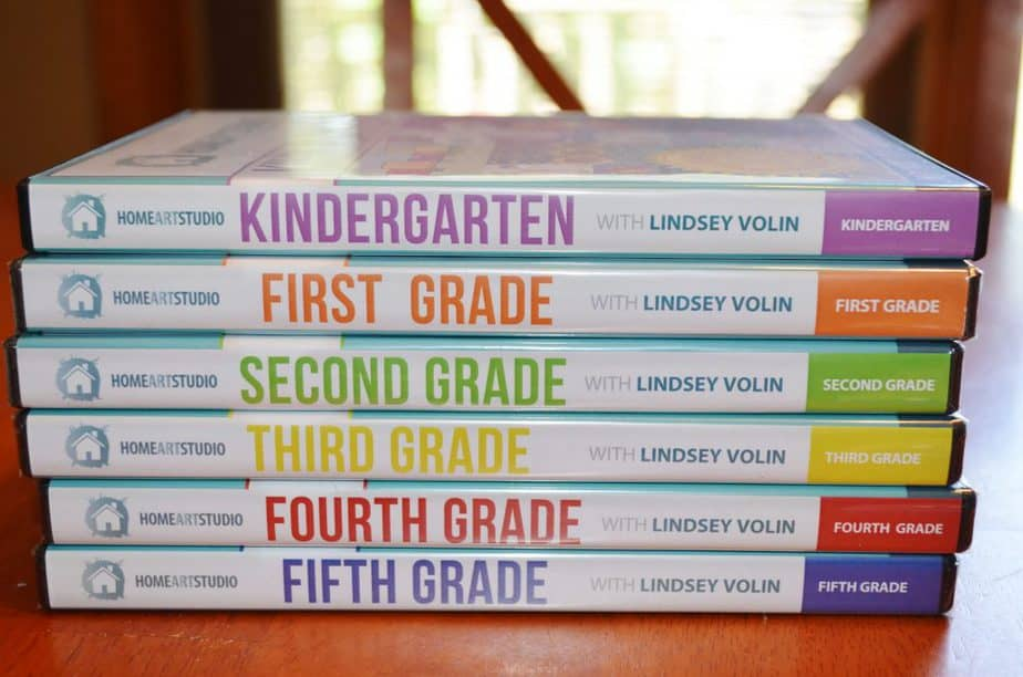 elementary art curriculum