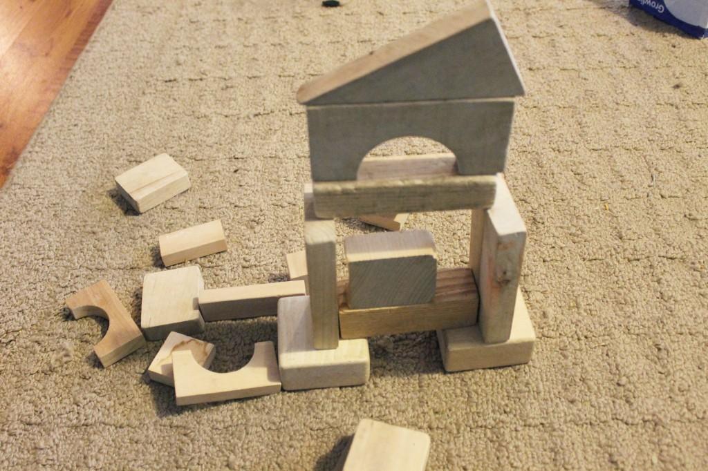 einstein block stucture