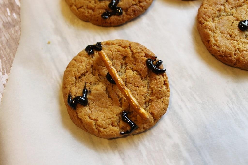 einstein compass cookie