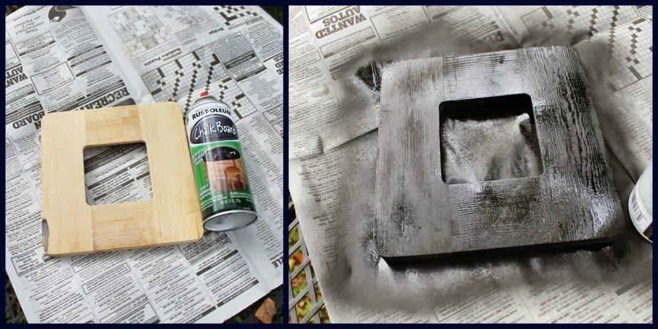 einstein frame collage