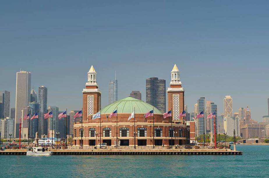 Chicago Navy Pier- Afford ANY Vacation Travel
