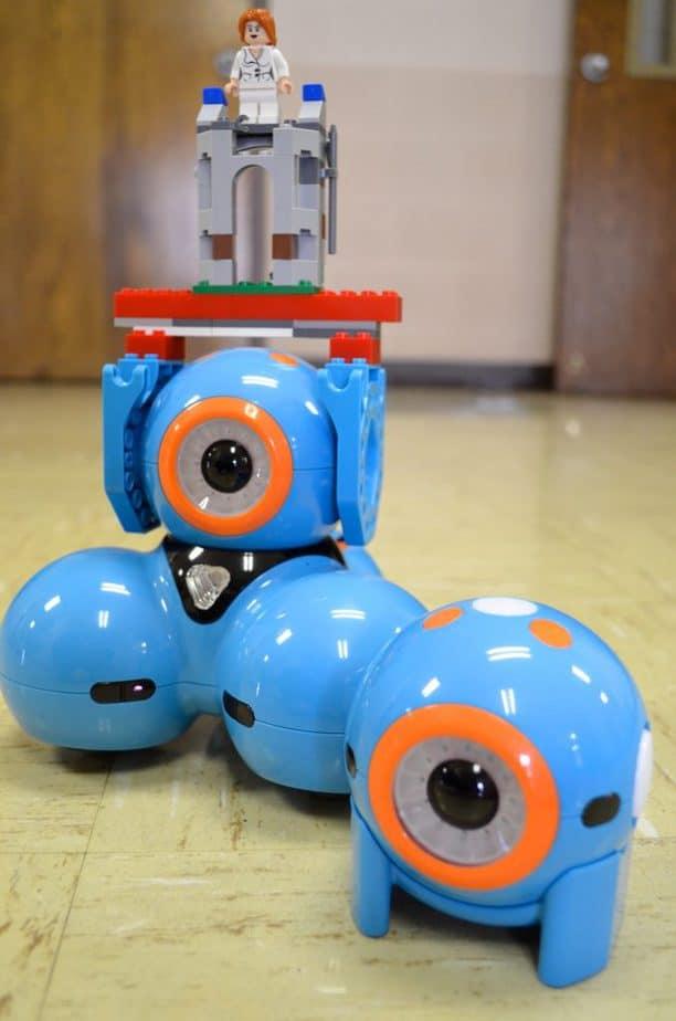 Dash Dot Robot Coding Kids Wonder Workshop #makewonder