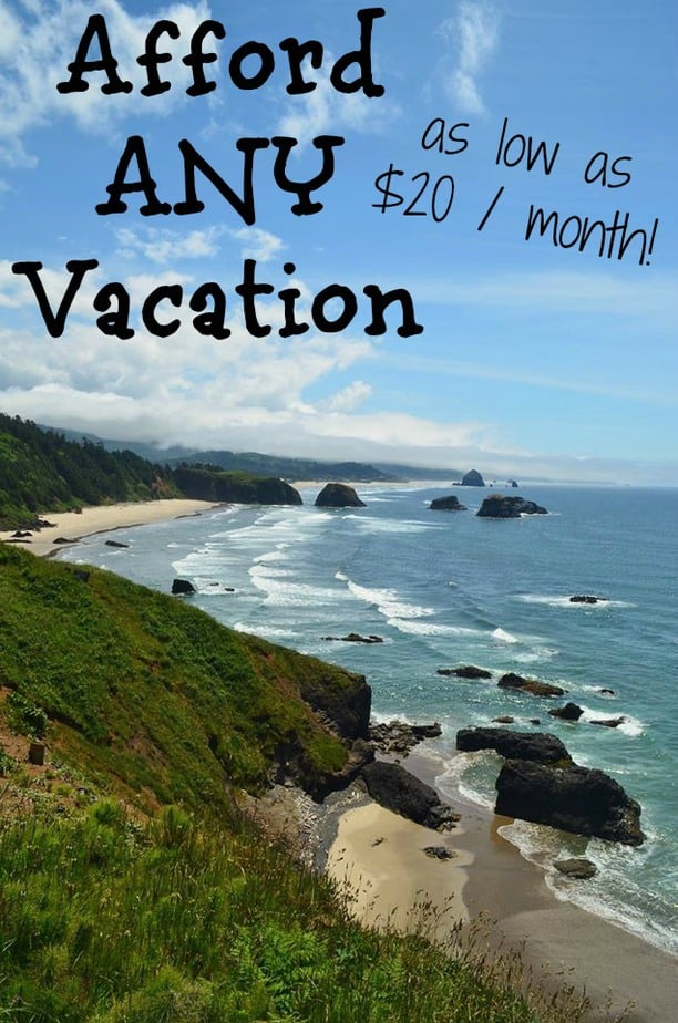 How to Afford Any Vacation
