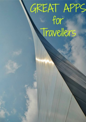 Great Apps for Travellers - I travel a lot and didn't even know about some of these!