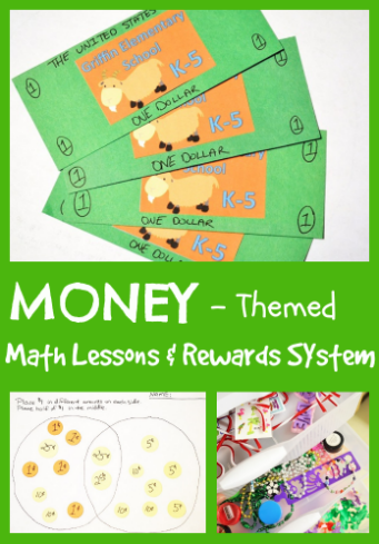 Money Themed Math Lessons