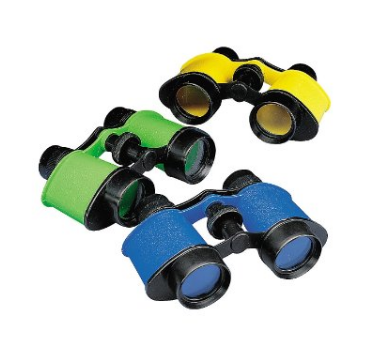 binoculars for birthday party favors
