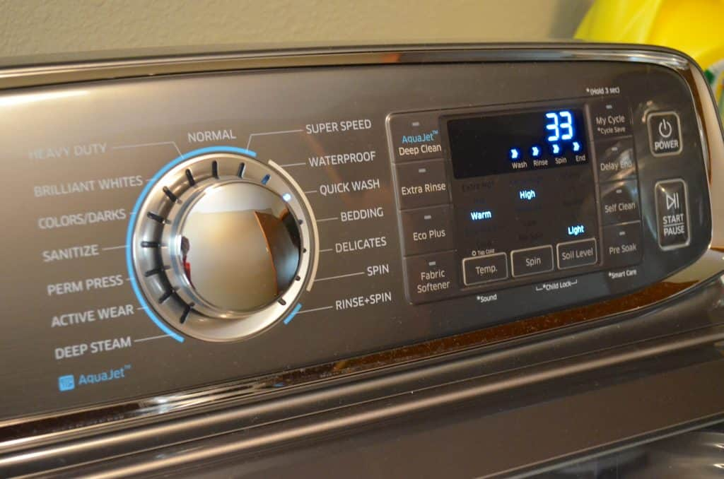 Samsung Active Wash Washer & Dryer Review at Best Buy