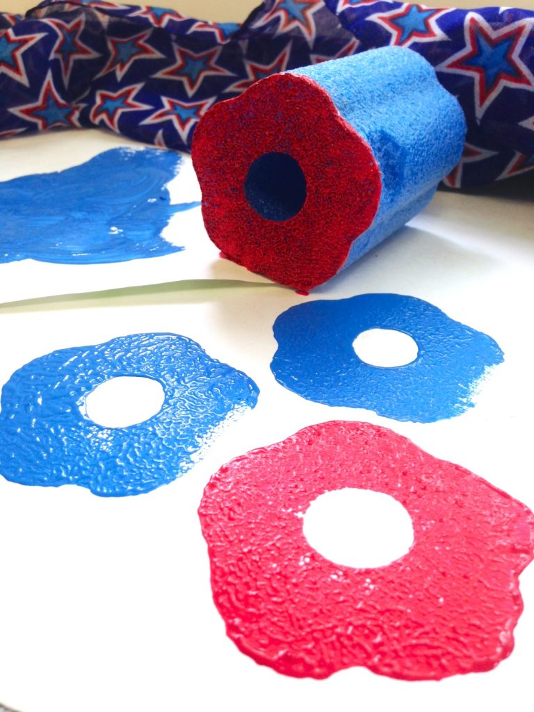 DIY Pool Noodle Preschool Fine Motor Skills Activity
