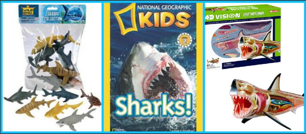Shark Week Kids Ideas