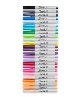Sharpie Permanent Markers on Sale