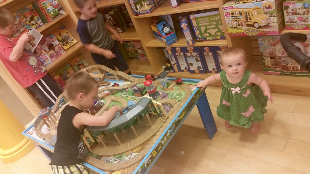 kids toys at Barnes & Noble