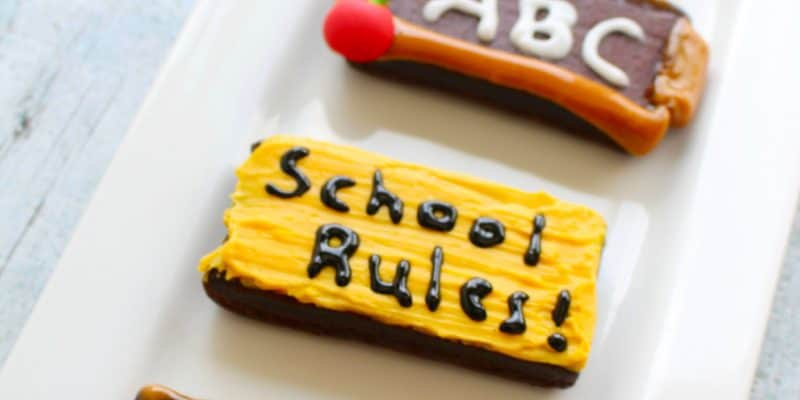 Back to School Recipe Idea – Little Debbie Brownies
