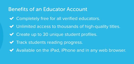 Epic Free for Educators