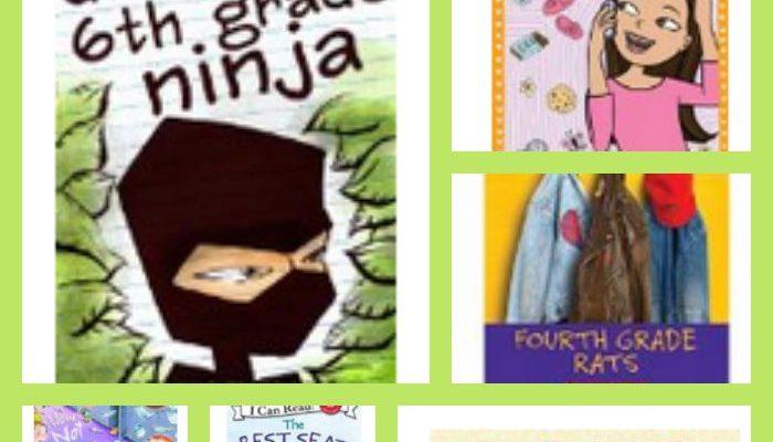 Back to School Children's Books by Grade Level