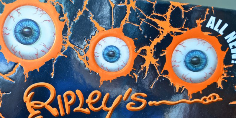 Ripley's Oddities Book