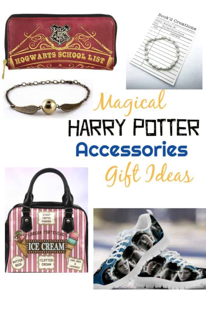 Harry Potter Jewelry, Clothes & Accessories Ideas