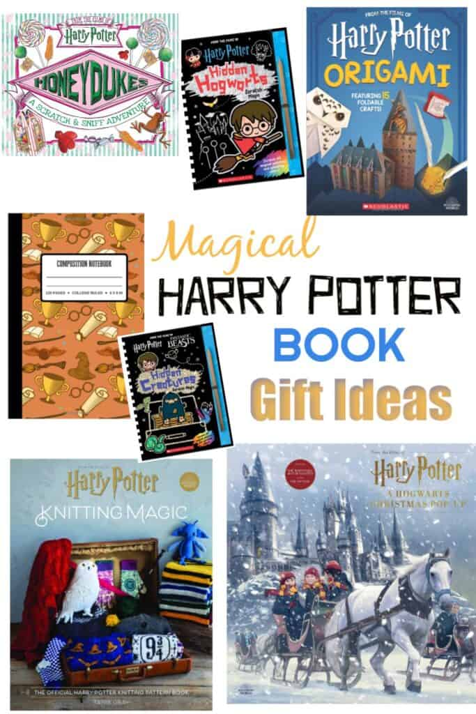 Harry Potter Book Gift Ideas