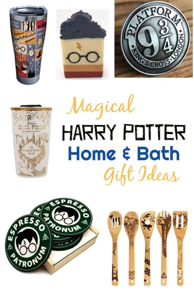 Harry Potter Home & Bath Gifts: