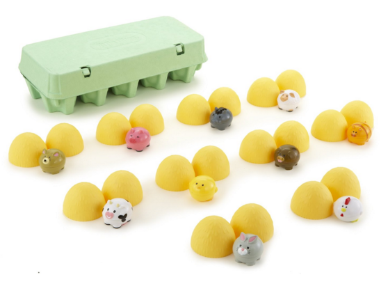 3D Farm Animal Memory Match Preschool Game
