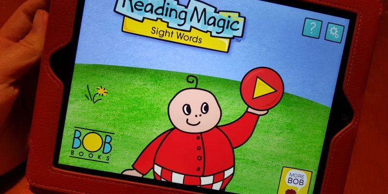 Bob Books Kid's App