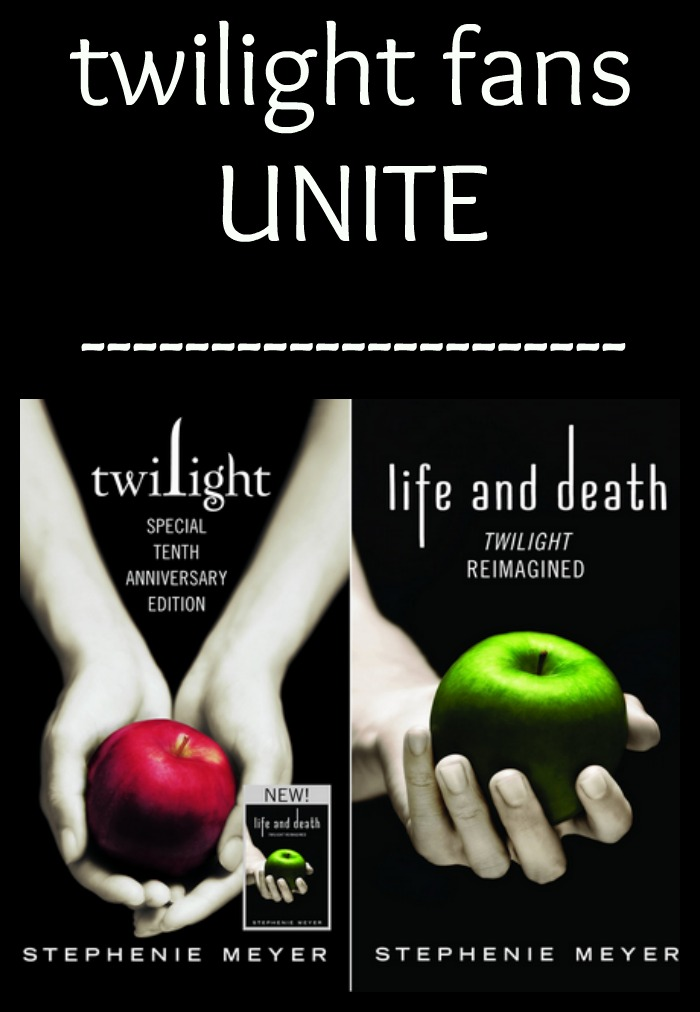 New Twilight Amp Harry Potter Books Available Now