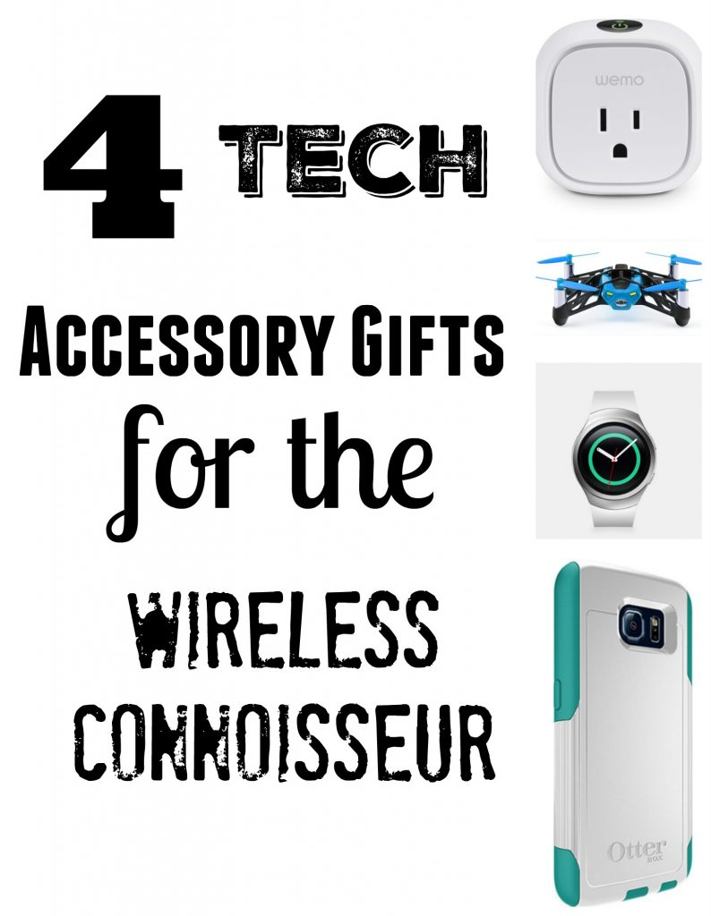 4 HOT Tech Accessory Gift Ideas for the Wireless Connoisseur