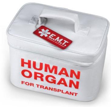 White Elephant Gift Idea Human Organ Transplant Lunch