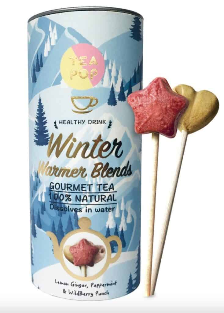 tea on a stick
