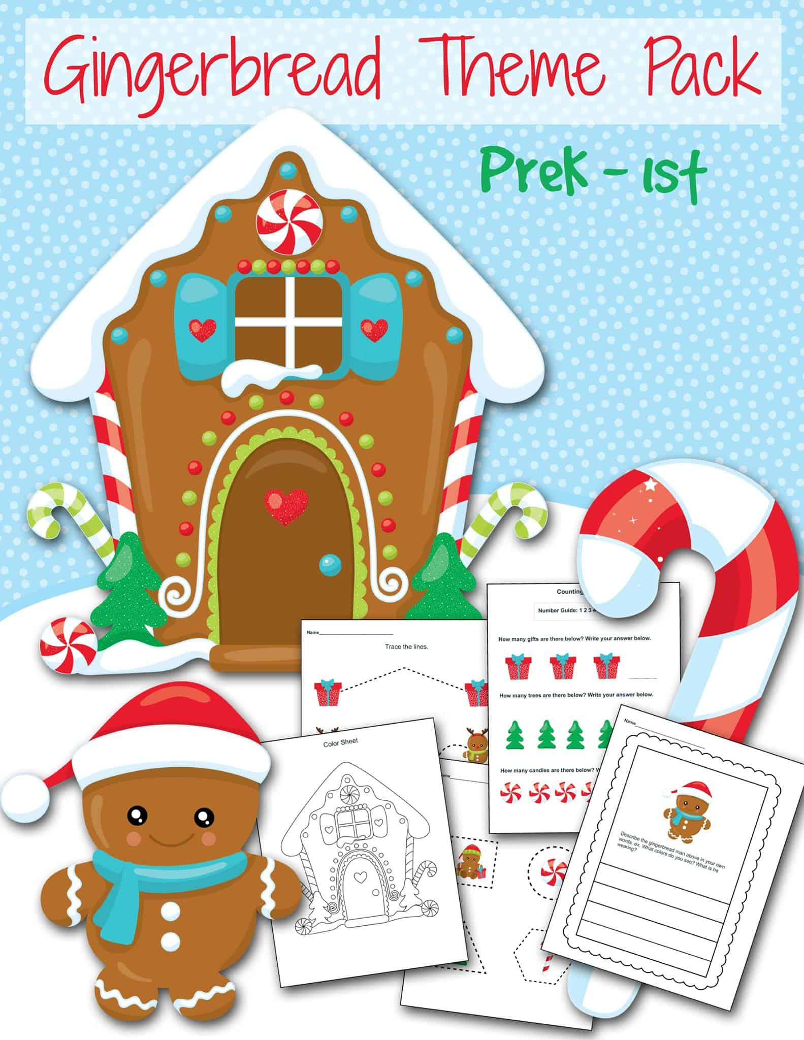 printable craft ideas free gingerbread printable friends preschool craft 2761