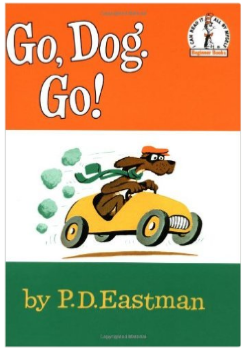 Go Dog Go children's book