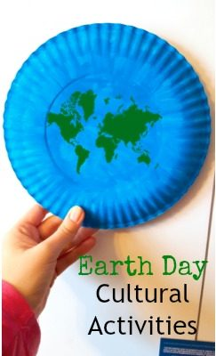 Earth Day Cultural Activities
