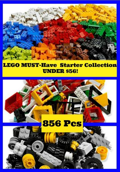 Best Must Have LEGO Starter Building set Kids