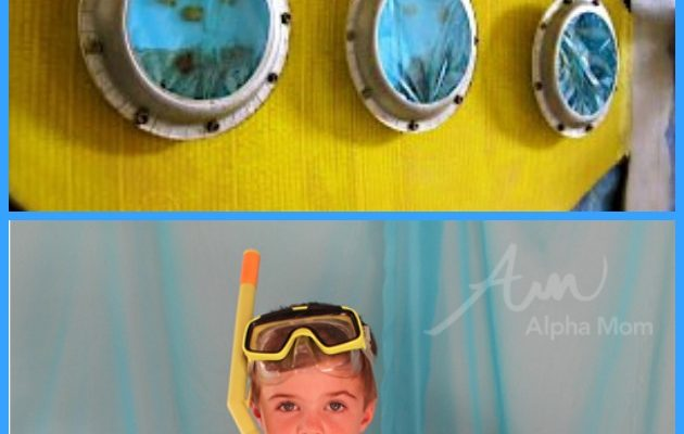 Submarine Crafts for Kids