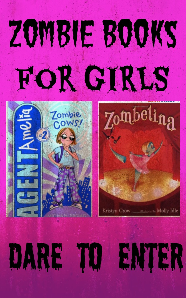 Zombie Books for Girls