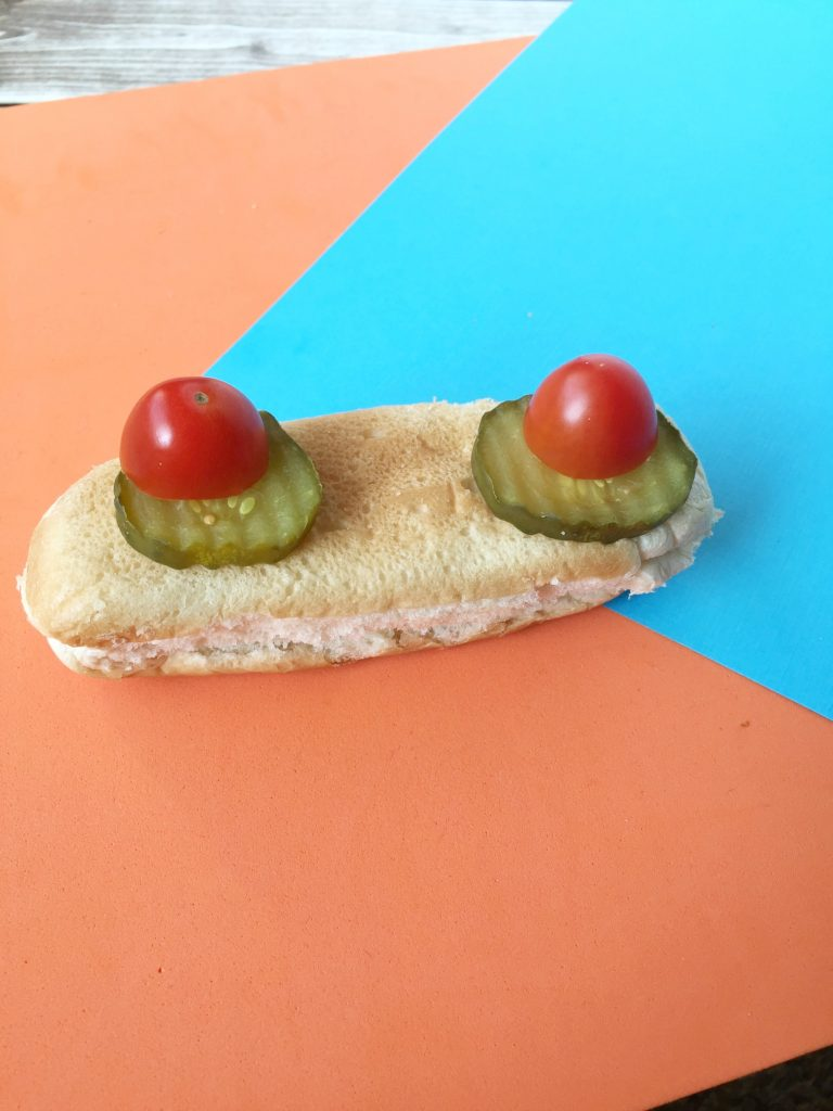 Go, Dog. Go! Children's Book Snacks for Kids