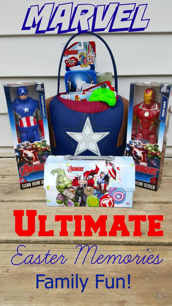 Marvel Ultimate Easter Memories Family Fun