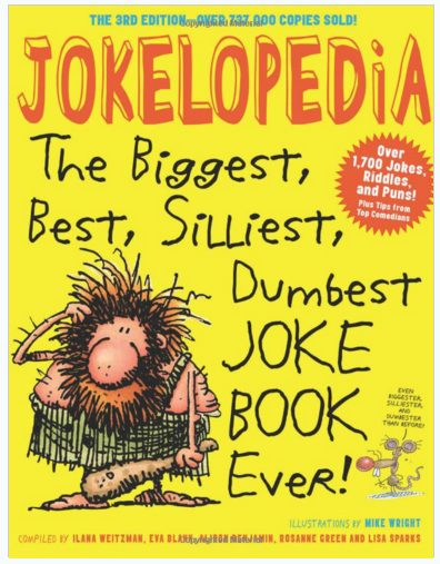 Joke Book for Kids