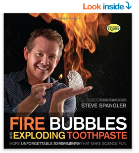 Steve Spangler science book
