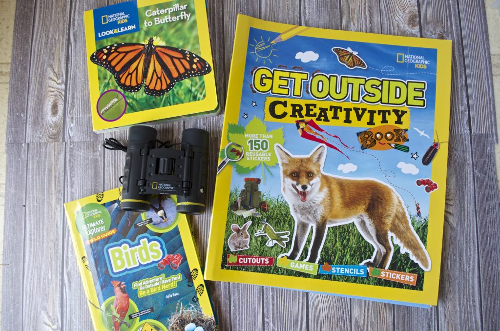 Explore the Outdoors National Geographic GIVEAWAY