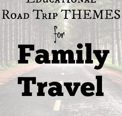 Educational Road Trip Themes for Family Travel in USA