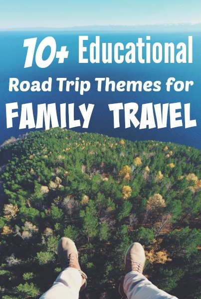 Educational Road Trip Themes for Family Travel USA