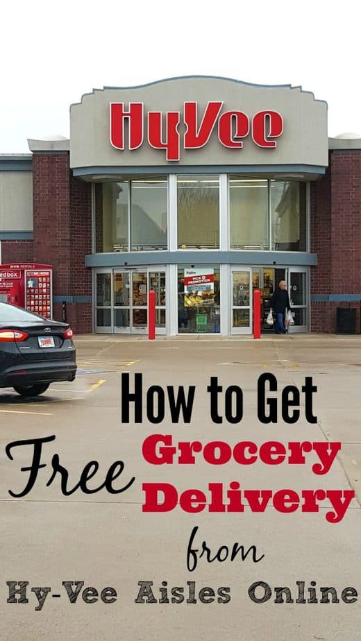 Hy-Vee Grocery shopping store
