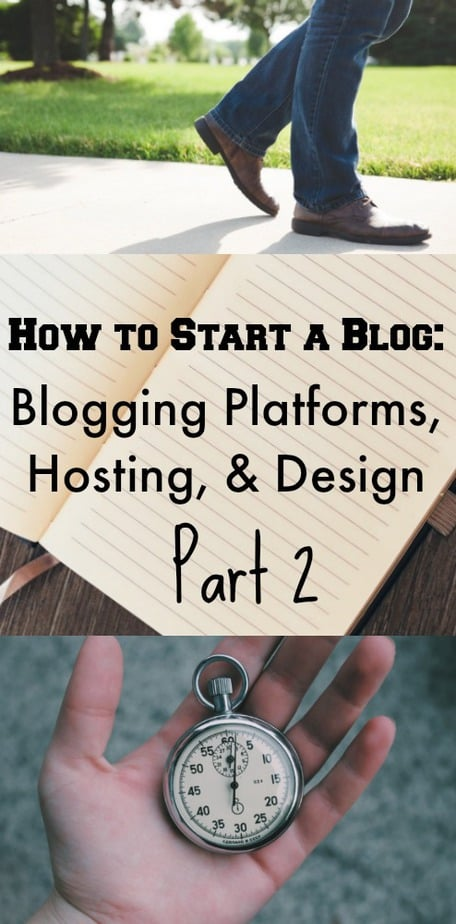 How to Start a Blog for Teachers Blogging Platforms Hosting Design