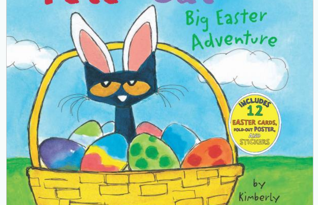 Pete the Cat Easter book
