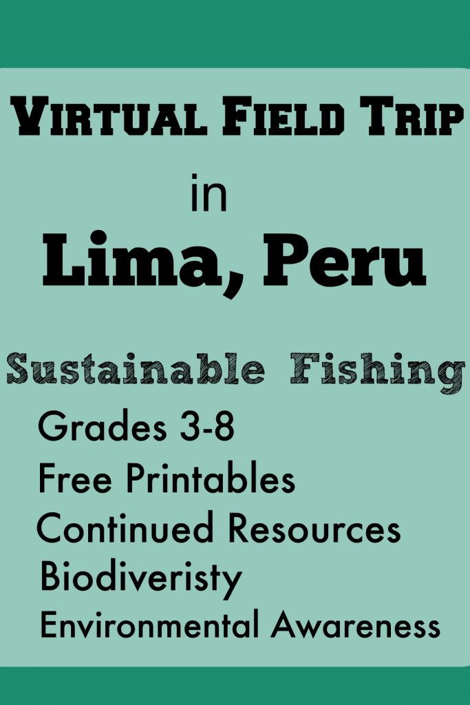 Virtual Field Trip in Lima Peru