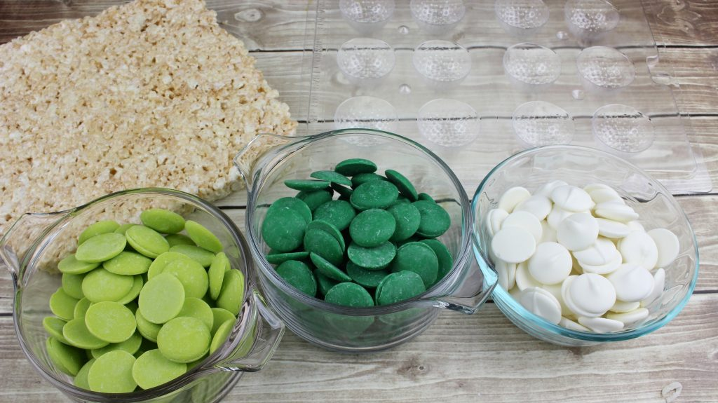 Father's Day Recipe: Golf Ball Treats