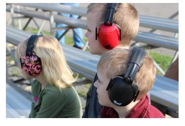 sensory noise cancelling headphones